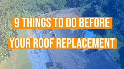 Video: 9 Things to Do Before Your Roof Replacement