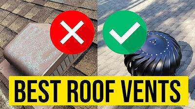 Video: The Best Roof Vents (Find the Right Type of Roof Vent for You)