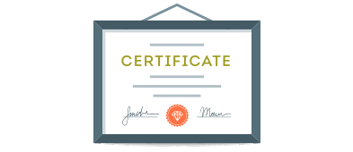 We Hold Multiple Certifications For Your Peace Of Mind