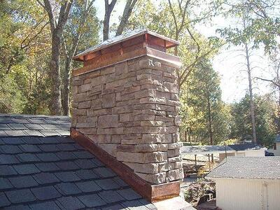 What is Placed Around a Chimney to Prevent Leaks? (Flashing & Cricket)