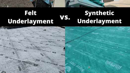 Felt Underlayment vs. Synthetic Underlayment: Which is Better?