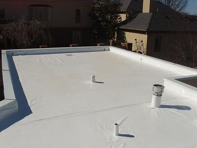 3 Types of Roof Membranes for Your Flat or Low Slope Residential Roof