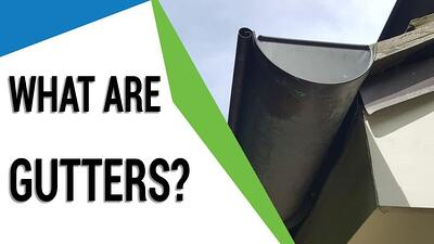 Video: What You Need to Know About Gutters (Types, Installation, Cost)
