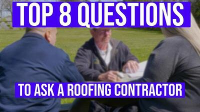 Video: 8 Questions to Ask a Roofing Contractor
