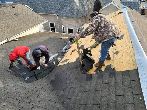 what is a roof replacement