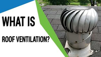 Video: What is Roof Ventilation? (Types of Roof Vents)