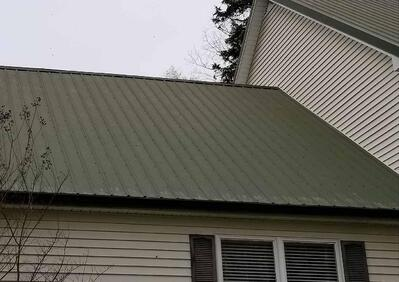 What Roof Warranties Do You Get with a Metal Roof Replacement?