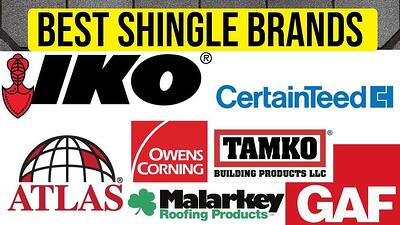 Video: The 7 Best Roof Shingle Brands (Choose the Right Brand for You)
