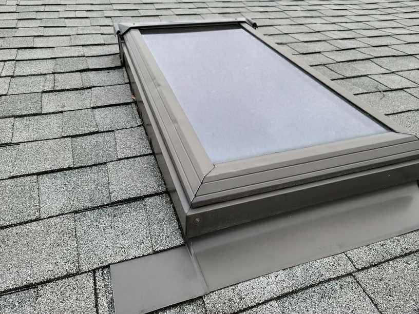 bill ragan roofing company skylight review