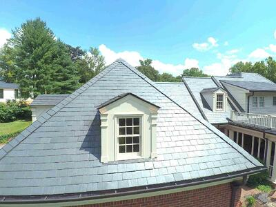 The Pros and Cons of a Slate Roof: Is It the Right Roof for You?