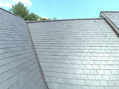 what is a slate roof