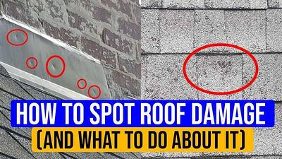 Video: How to Spot Roof Damage (& What to Do About It)