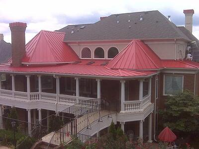 Can You Use Different Types of Roofing Materials on a Roof?