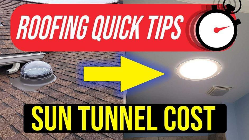 Video: How Much Does a Sun Tunnel Cost? (& What Impacts the Cost)