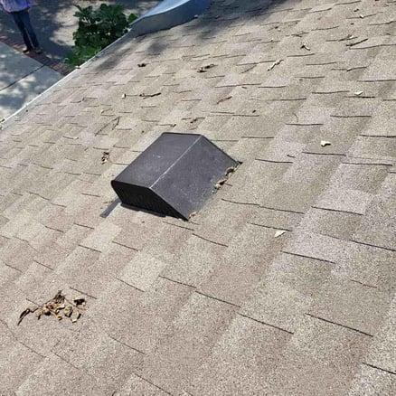 passive roof vent box vent