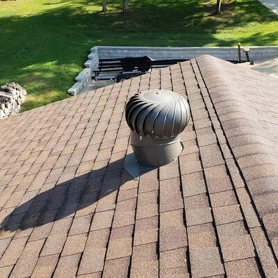 What are the Types of Roof Vents? (Active & Passive Roof Ventilation)