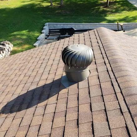 active turbine roof vent