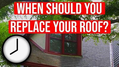 Video: When Should You Replace Your Roof?
