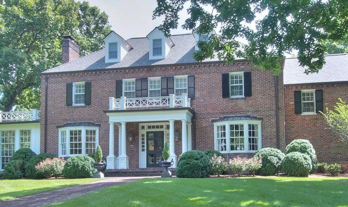 CertainTeed Stonegate Gray Grand Manor Nashville