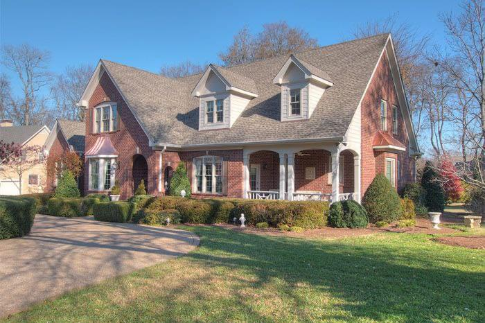 GAF Weathered Wood Timberline HD Nashville