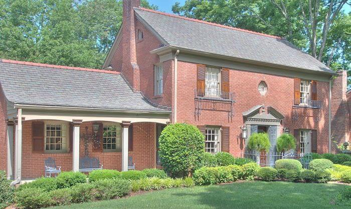 Lipscomb Certain Teed Gatehouse Slate Grand Manor Nashville