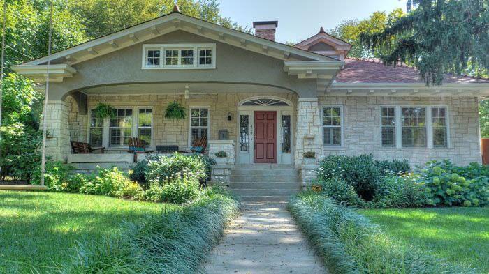 Certain Teed Cottage Red Landmark Nashville